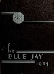 Page 1, 1934 Edition, Creighton University - Bluejay Yearbook (Omaha, NE) online yearbook collection