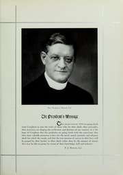 Page 17, 1934 Edition, Creighton University - Bluejay Yearbook (Omaha, NE) online yearbook collection