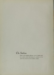 Page 10, 1939 Edition, Creighton University - Bluejay Yearbook (Omaha, NE) online yearbook collection