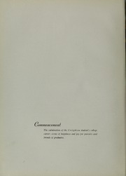 Page 16, 1939 Edition, Creighton University - Bluejay Yearbook (Omaha, NE) online yearbook collection