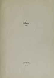 Page 5, 1939 Edition, Creighton University - Bluejay Yearbook (Omaha, NE) online yearbook collection