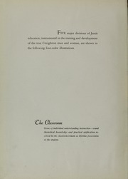 Page 8, 1939 Edition, Creighton University - Bluejay Yearbook (Omaha, NE) online yearbook collection