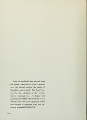 Page 6, 1951 Edition, Creighton University - Bluejay Yearbook (Omaha, NE) online yearbook collection