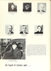 Page 10, 1955 Edition, Creighton University - Bluejay Yearbook (Omaha, NE) online yearbook collection
