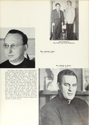 Page 15, 1955 Edition, Creighton University - Bluejay Yearbook (Omaha, NE) online yearbook collection