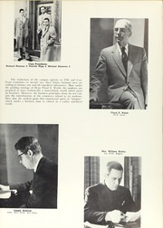 Page 17, 1955 Edition, Creighton University - Bluejay Yearbook (Omaha, NE) online yearbook collection
