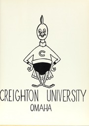 Page 5, 1955 Edition, Creighton University - Bluejay Yearbook (Omaha, NE) online yearbook collection