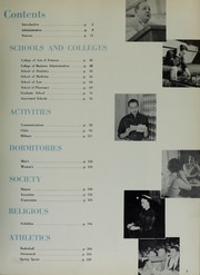 Page 11, 1957 Edition, Creighton University - Bluejay Yearbook (Omaha, NE) online yearbook collection
