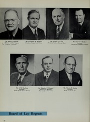 Page 14, 1957 Edition, Creighton University - Bluejay Yearbook (Omaha, NE) online yearbook collection