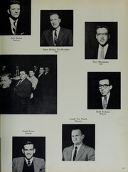 Page 17, 1957 Edition, Creighton University - Bluejay Yearbook (Omaha, NE) online yearbook collection