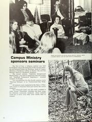 Page 64, 1971 Edition, Creighton University - Bluejay Yearbook (Omaha, NE) online yearbook collection