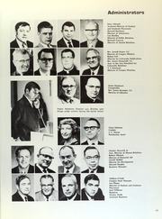 Page 67, 1971 Edition, Creighton University - Bluejay Yearbook (Omaha, NE) online yearbook collection