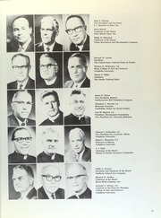 Page 71, 1971 Edition, Creighton University - Bluejay Yearbook (Omaha, NE) online yearbook collection