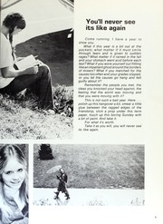 Page 9, 1972 Edition, Creighton University - Bluejay Yearbook (Omaha, NE) online yearbook collection