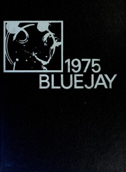 1975 Edition, Creighton University - Bluejay Yearbook (Omaha, NE)