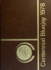 1978 Edition, Creighton University - Bluejay Yearbook (Omaha, NE)