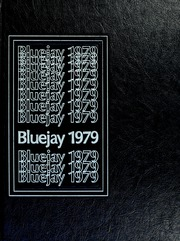 1979 Edition, Creighton University - Bluejay Yearbook (Omaha, NE)