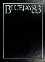 1983 Edition, Creighton University - Bluejay Yearbook (Omaha, NE)