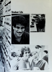 Page 11, 1984 Edition, Creighton University - Bluejay Yearbook (Omaha, NE) online yearbook collection