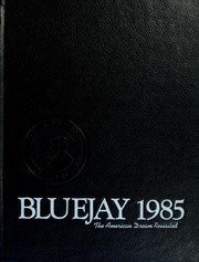 1985 Edition, Creighton University - Bluejay Yearbook (Omaha, NE)