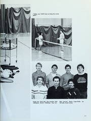 Page 217, 1985 Edition, Creighton University - Bluejay Yearbook (Omaha, NE) online yearbook collection