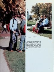 Page 83, 1985 Edition, Creighton University - Bluejay Yearbook (Omaha, NE) online yearbook collection