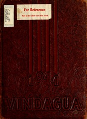 Page 1, 1944 Edition, Lee College - Vindauga Yearbook (Cleveland, TN) online yearbook collection