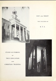 Page 17, 1944 Edition, Lee College - Vindauga Yearbook (Cleveland, TN) online yearbook collection