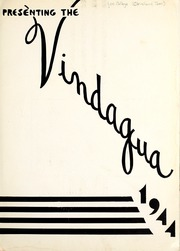 Page 7, 1944 Edition, Lee College - Vindauga Yearbook (Cleveland, TN) online yearbook collection