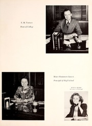 Page 13, 1950 Edition, Lee College - Vindauga Yearbook (Cleveland, TN) online yearbook collection