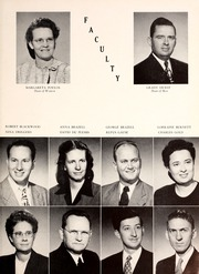 Page 17, 1950 Edition, Lee College - Vindauga Yearbook (Cleveland, TN) online yearbook collection