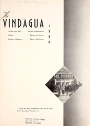 Page 5, 1950 Edition, Lee College - Vindauga Yearbook (Cleveland, TN) online yearbook collection