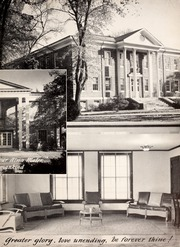 Page 9, 1950 Edition, Lee College - Vindauga Yearbook (Cleveland, TN) online yearbook collection