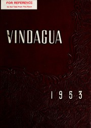 Page 1, 1953 Edition, Lee College - Vindauga Yearbook (Cleveland, TN) online yearbook collection