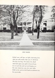 Page 14, 1953 Edition, Lee College - Vindauga Yearbook (Cleveland, TN) online yearbook collection