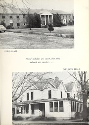 Page 15, 1953 Edition, Lee College - Vindauga Yearbook (Cleveland, TN) online yearbook collection