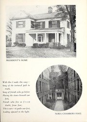 Page 17, 1953 Edition, Lee College - Vindauga Yearbook (Cleveland, TN) online yearbook collection