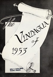 Page 7, 1953 Edition, Lee College - Vindauga Yearbook (Cleveland, TN) online yearbook collection