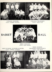 Page 151, 1954 Edition, Lee College - Vindauga Yearbook (Cleveland, TN) online yearbook collection