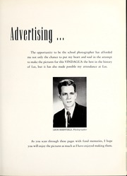 Page 155, 1954 Edition, Lee College - Vindauga Yearbook (Cleveland, TN) online yearbook collection