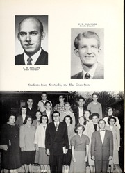 Page 159, 1954 Edition, Lee College - Vindauga Yearbook (Cleveland, TN) online yearbook collection
