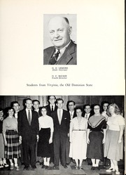 Page 161, 1954 Edition, Lee College - Vindauga Yearbook (Cleveland, TN) online yearbook collection