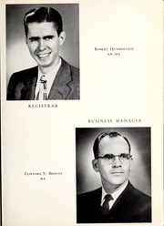 Page 17, 1954 Edition, Lee College - Vindauga Yearbook (Cleveland, TN) online yearbook collection