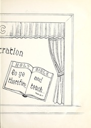Page 7, 1954 Edition, Lee College - Vindauga Yearbook (Cleveland, TN) online yearbook collection