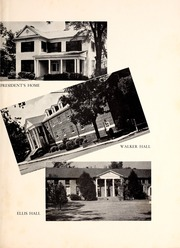 Page 11, 1956 Edition, Lee College - Vindauga Yearbook (Cleveland, TN) online yearbook collection