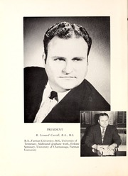 Page 16, 1956 Edition, Lee College - Vindauga Yearbook (Cleveland, TN) online yearbook collection