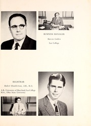Page 17, 1956 Edition, Lee College - Vindauga Yearbook (Cleveland, TN) online yearbook collection