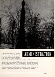 Page 11, 1960 Edition, Lee College - Vindauga Yearbook (Cleveland, TN) online yearbook collection