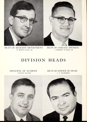 Page 14, 1960 Edition, Lee College - Vindauga Yearbook (Cleveland, TN) online yearbook collection