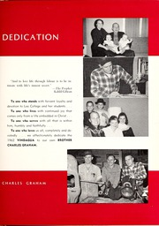 Page 17, 1962 Edition, Lee College - Vindauga Yearbook (Cleveland, TN) online yearbook collection